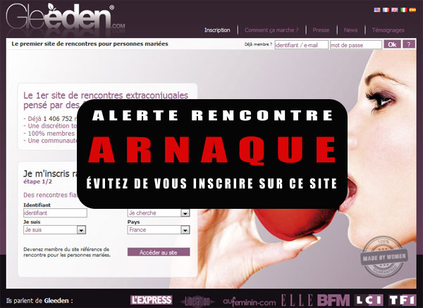 Site de rencontre adultere