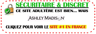 Test Ashley Madison gratuitement dès maintenant!