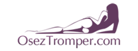 Logo de l'application de rencontre OsezTromper