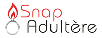 Logo de l'application de rencontre SnapAdultere