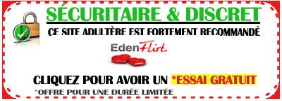 Cliquez pour testez Edenflirt gratuitement dès maintenant!