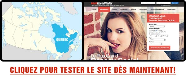 Site Adultere au Quebec