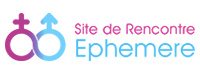 Logo de l'application de rencontre site-rencontre-ephemere